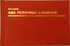 Culhane AME Logbook - Hardcover version