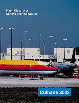 2d8ff70e33b Flight Dispatcher Generic Training Course